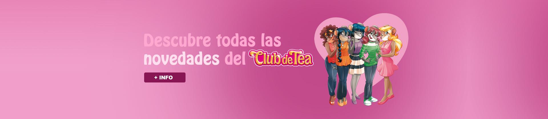 Descubre todas las novedades del Club de Tea