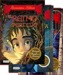Colecciones de Libros de Geronimo Stilton  Club Geronimo Stilton