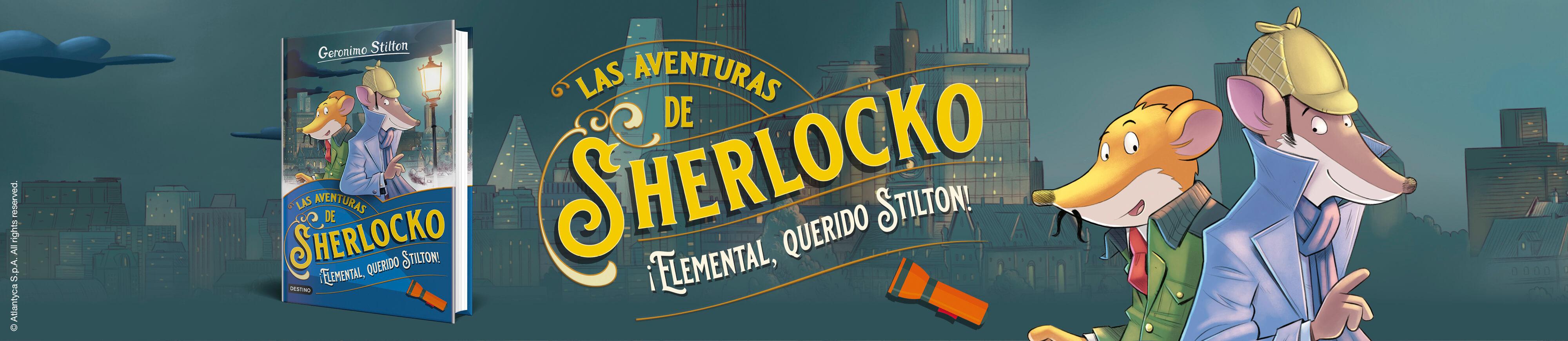 Las aventuras de Sherloco,