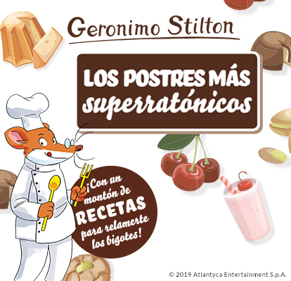 Los postres mas Superratonicos
