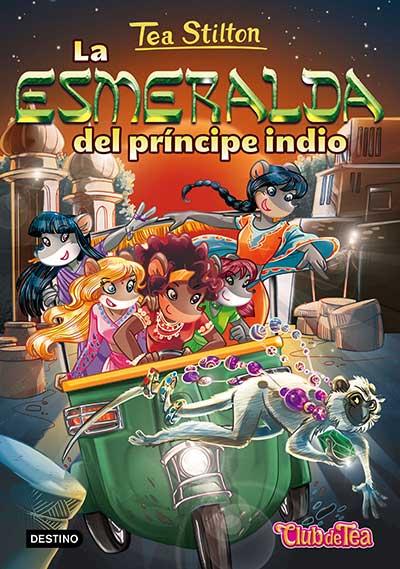 LA ESMERALDA DEL PR�NCIPE INDIO