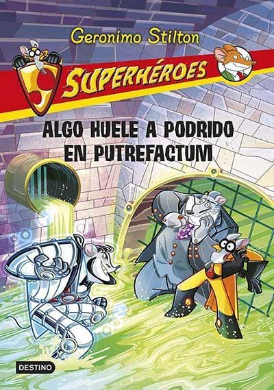 �ALGO HUELE A PODRIDO EN PUTREFACTUM!