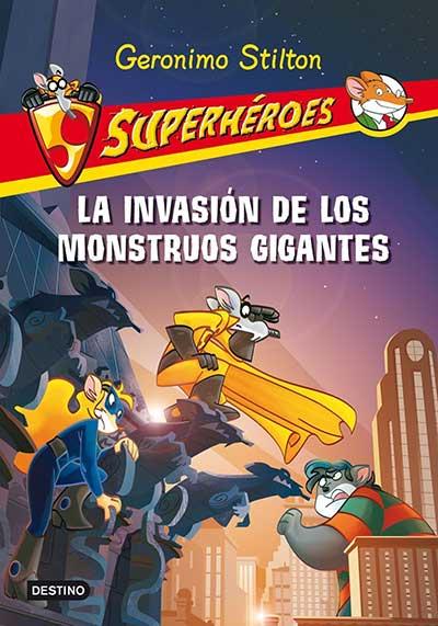 LA INVASI�N DE LOS MONSTRUOS GIGANTES