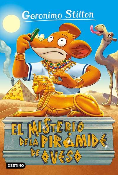 EL MISTERIO DE LA PIR�MIDE DE QUESO