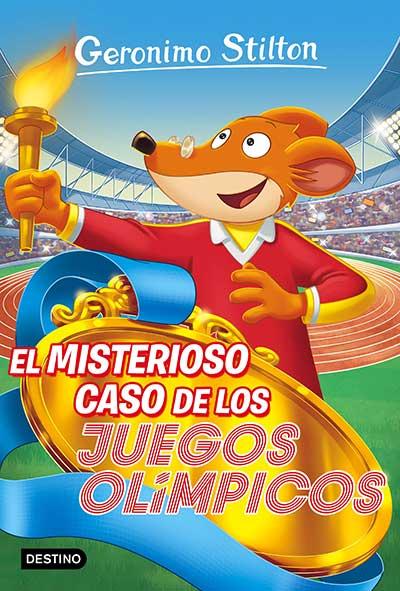 EL MISTERIOSO CASO DE LOS JUEGOS OL�MPICOS