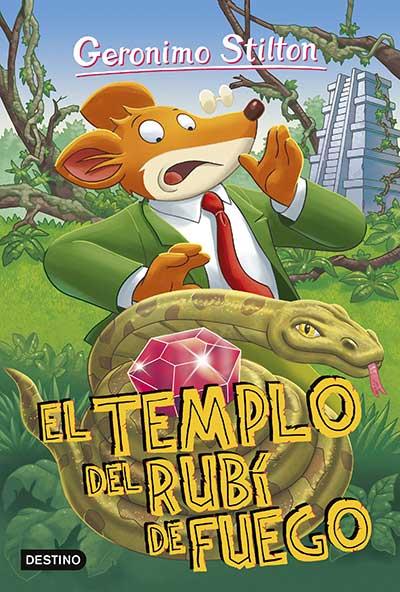 EL TEMPLO DEL RUB� DE FUEGO
