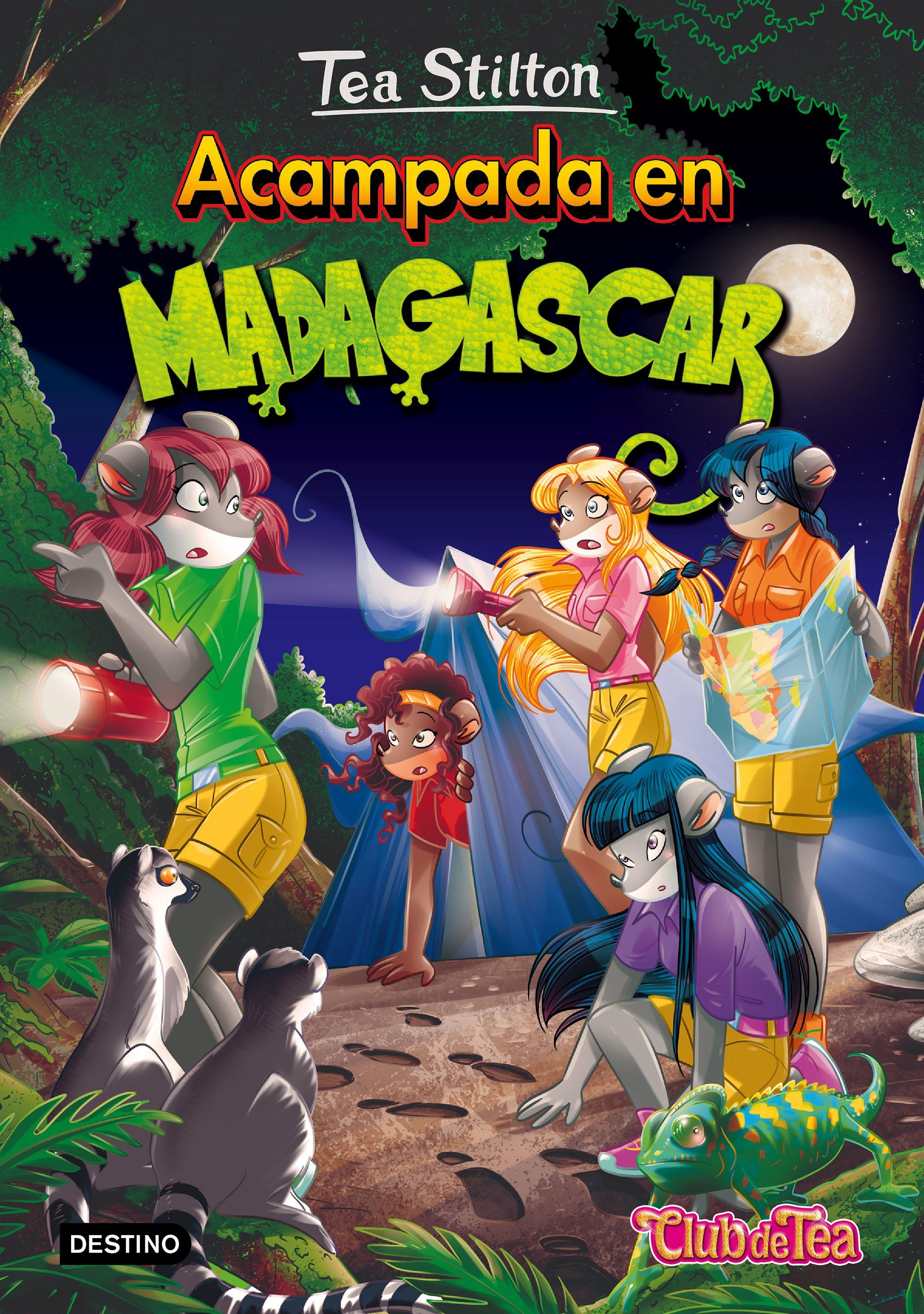 ACAMPADA EN MADAGASCAR