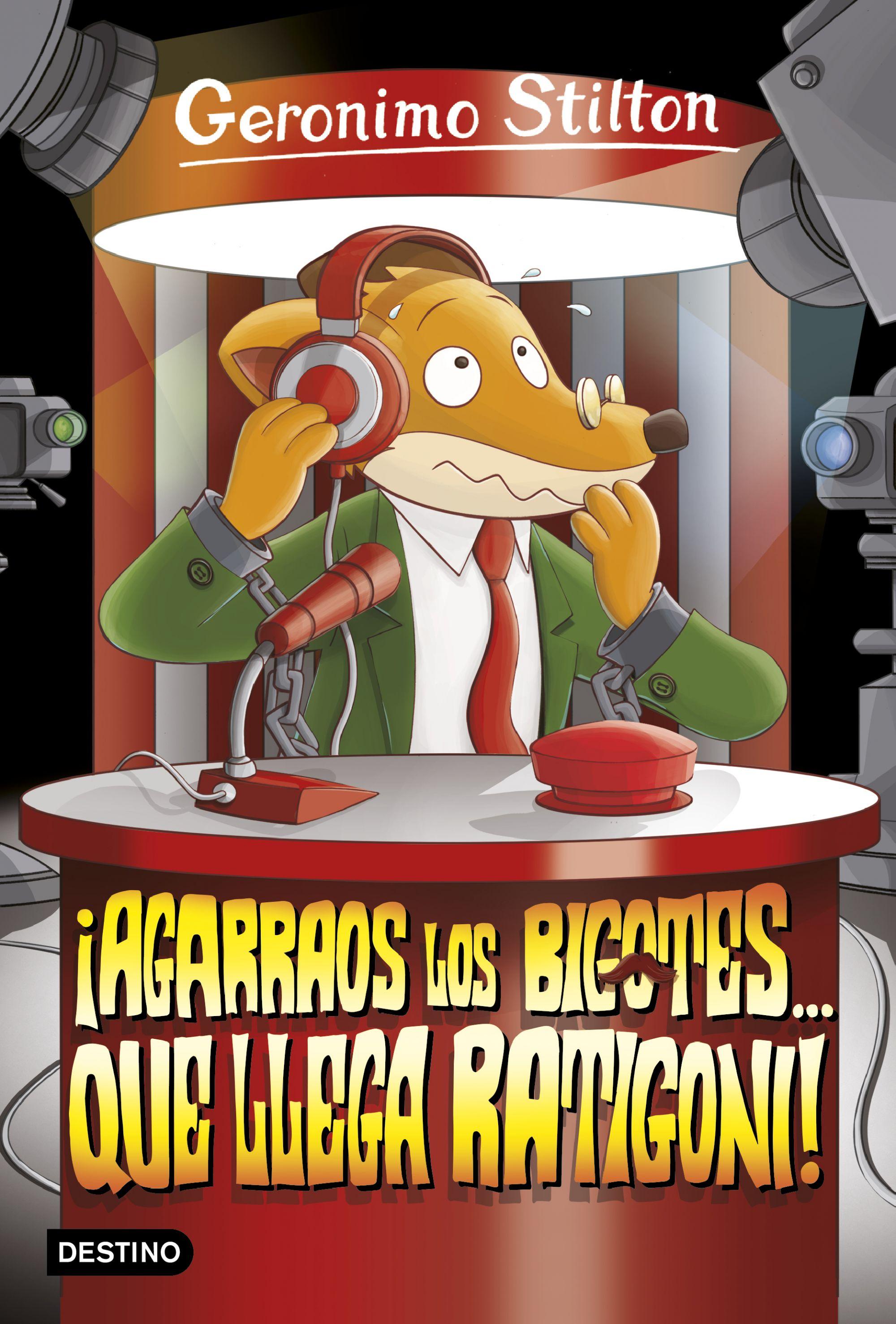 �AGARRAOS LOS BIGOTES... QUE LLEGA RATIGONI!