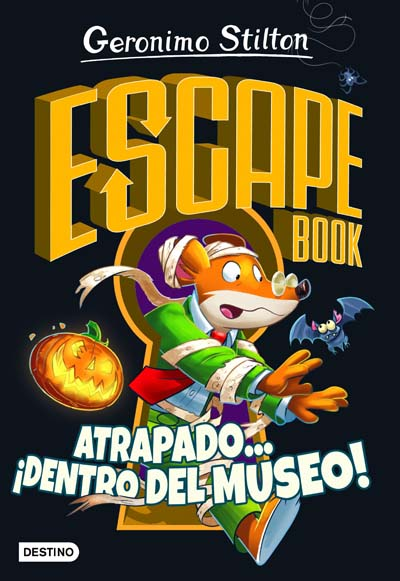 ESCAPE BOOK. ATRAPADO... �DENTRO DEL MUSEO!