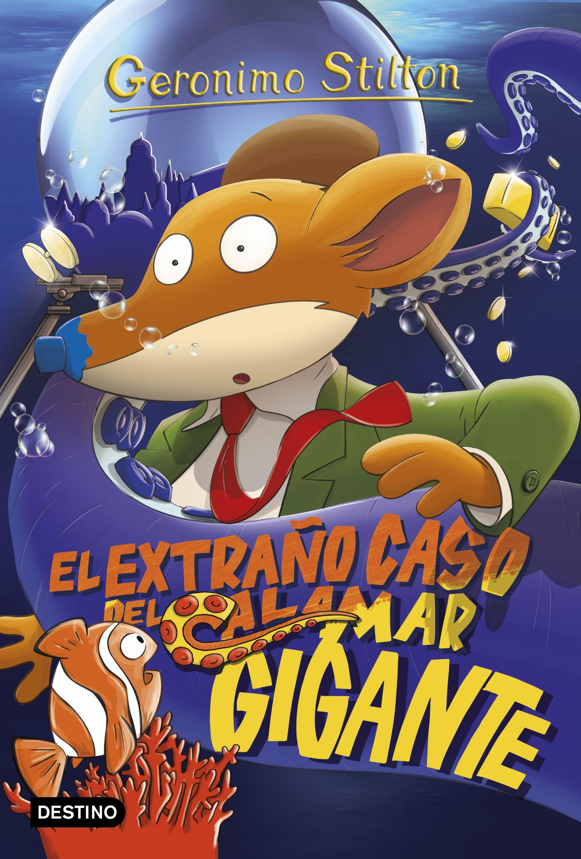 EL EXTRA�O CASO DEL CALAMAR GIGANTE