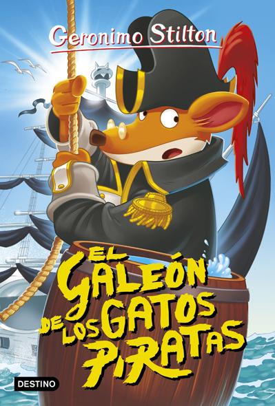 EL GALE�N DE LOS GATOS PIRATAS