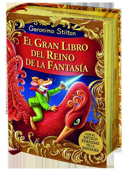 EL GRAN LIBRO DEL REINO DE LA FANTAS�A
