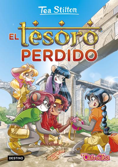 EL TESORO PERDIDO