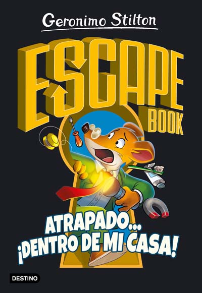 ESCAPE BOOK. ATRAPADO... �DENTRO DE MI CASA!
