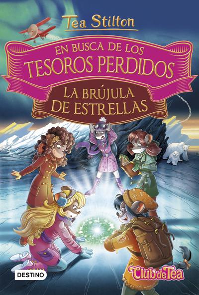 EN BUSCA DE LOS TESOROS PERDIDOS 2. LA BR�JULA DE ESTRELLAS