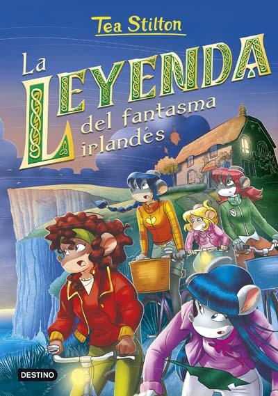 LA LEYENDA DEL FANTASMA IRLAND�S