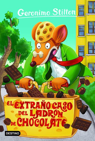 EL EXTRA�O CASO DEL LADR�N DE CHOCOLATE