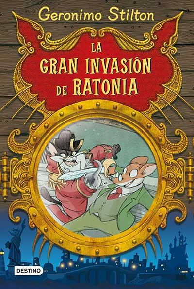 LA GRAN INVASI�N DE RATONIA