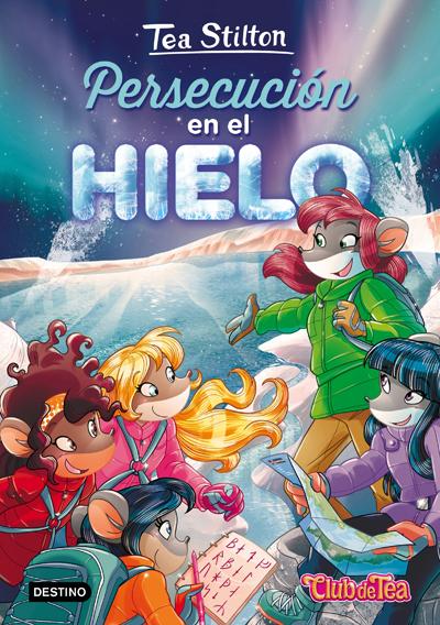 PERSECUCI�N EN EL HIELO