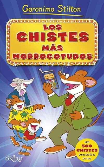 LOS CHISTES M�S MORROCOTUDOS