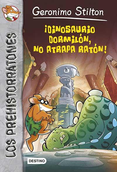 �DINOSAURIO DORMIL�N, NO ATRAPA RAT�N!