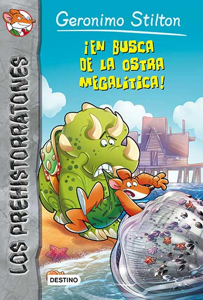 �EN BUSCA DE LA OSTRA MEGAL�TICA!