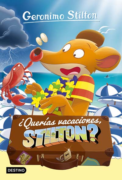 �QUER�AS VACACIONES, STILTON?