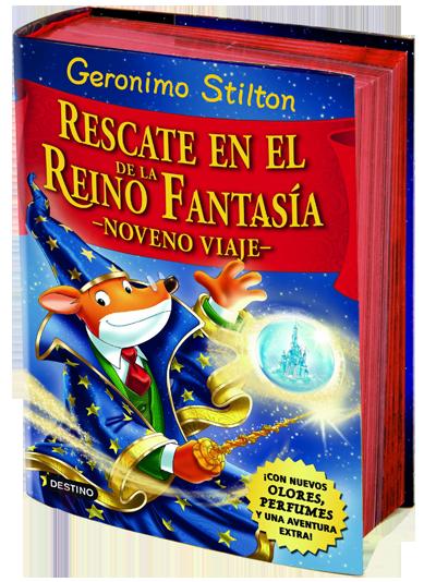 RESCATE EN EL REINO DE LA FANTAS�A. NOVENO VIAJE.