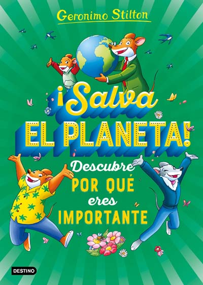 �SALVA EL PLANETA! DESCUBRE POR QU� ERES IMPORTANTE