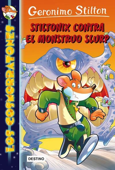 STILTONIX CONTRA EL MONSTRUO SLURP