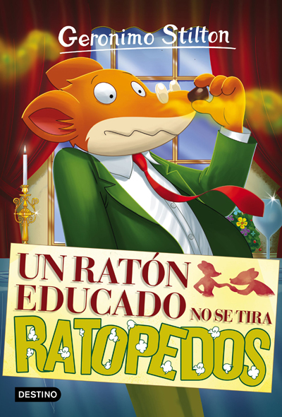 UN RAT�N EDUCADO NO SE TIRA RATOPEDOS